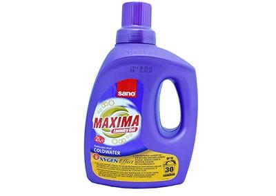 Прах за пране Maxima течен