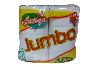 Тоалетна хартия Линда Jumbo – трипласова