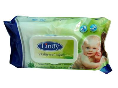 Мокри кърпички LINDY