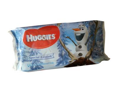 Мокри кърпички HUGGIES
