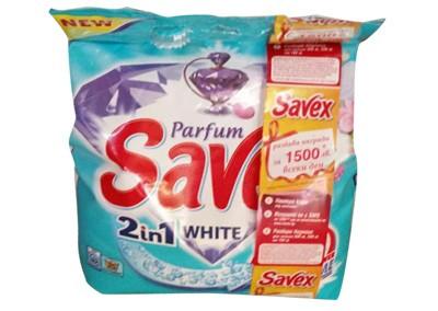 Прах за пране SAVEX плик
