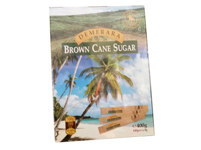 Кафява захар