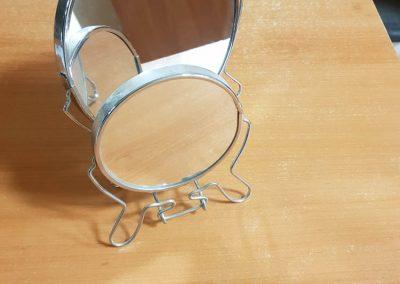 Козметични огледала с увеличение от едната страна- 4,5,6,7,8 инча