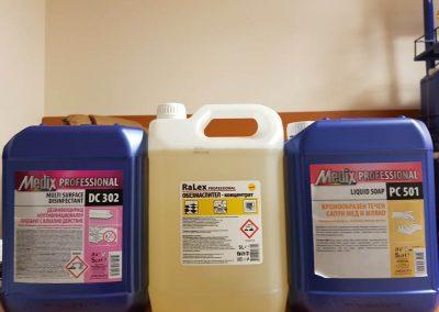 Продукти за почистване висок клас 5 л