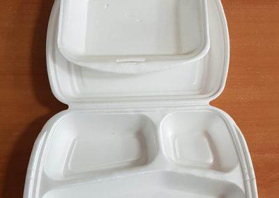 Стиропорени кутии за хранене